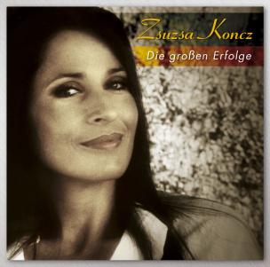 Zsuzsa Koncz - Die großen Erfolge (CD)