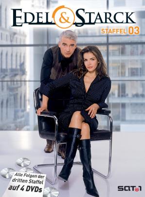 Edel & Starck - 3.Staffel (4 DVDs)