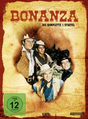 Bonanza - Staffel 1
