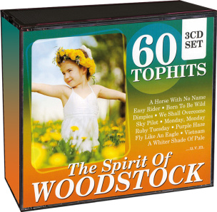 60 Top Hits - The Spirit of Woodstock