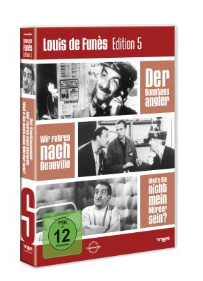 Louis de Funes - Edition 5