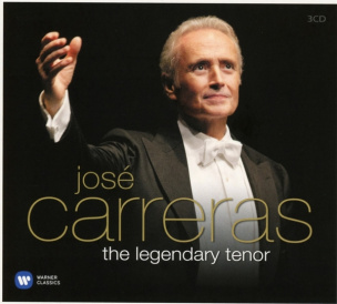 Jose Carreras-The Legendary Tenor
