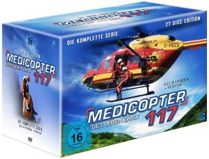 Medicopter 117 - Die komplette Serie