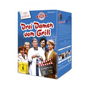Drei Damen vom Grill - Die komplette Serie