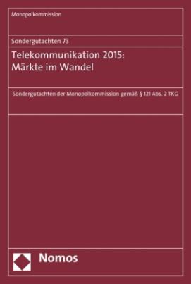 Telekommunikation 2015: Märkte im Wandel
