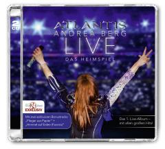 Atlantis LIVE - Das Heimspiel (Exklusivedition)