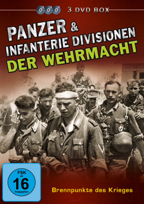 Panzer & Infanterie Division der Wehrmacht