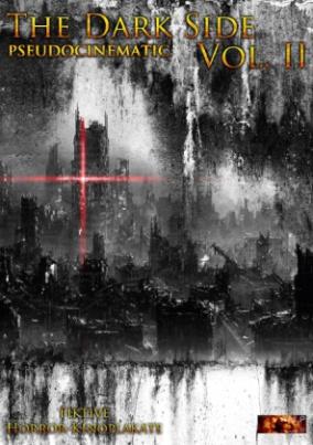 Dark Side PSEUDOCINEMATIC Fiktive Horror-Kinoplakate Vol. II (Tischaufsteller DIN A5 hoch)
