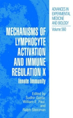 Mechanisms of Lymphocyte Activation and Immune Regulation X. Vol.10