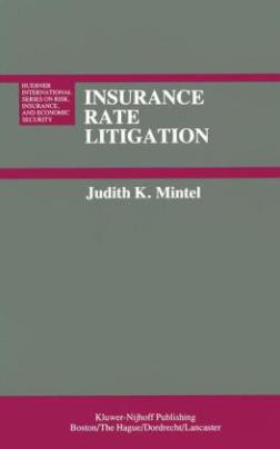 Insurance Rate Litigation
