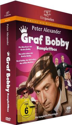 Filmjuwelen: Graf Bobby Komplettbox