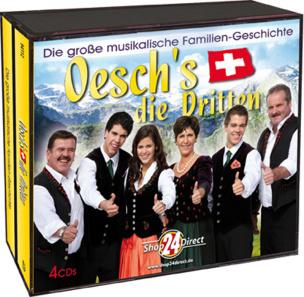 Die große musikalische Familien-Geschichte
