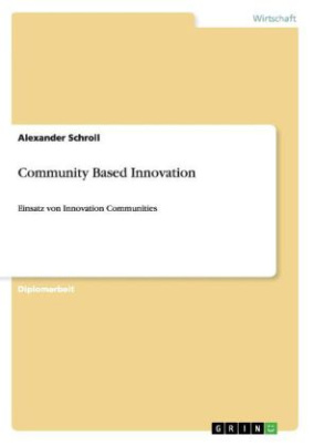 Community Based Innovation