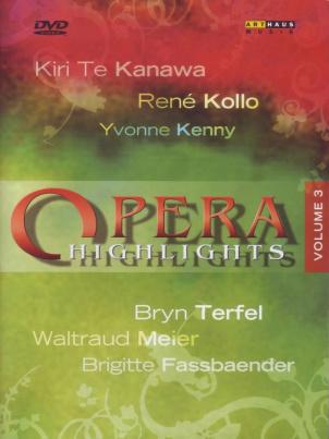 Opera Highlights Vol.3