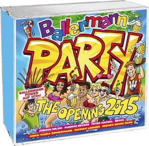 Ballermann Party-The Opening 2015