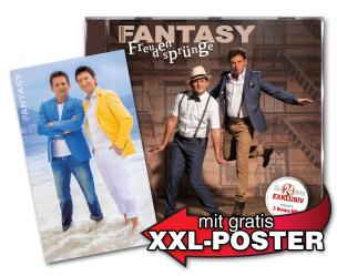 Fantasy - Freudensprünge EXKLUSIV 3 Bonustitel + Megaposter
