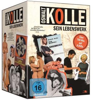 Oswalt Kolle Box - Sein Lebenswerk
