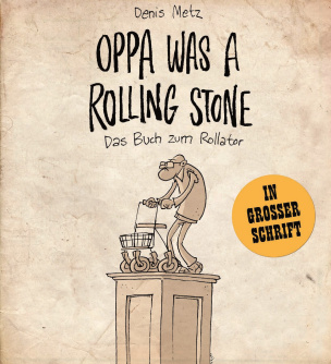Oppa was a Rolling Stone