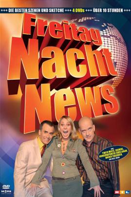 Das Beste aus RTL Freitag Nacht News