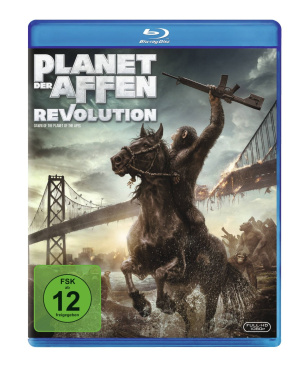 Planet der Affen - Revolution