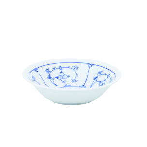 Blau Saks - Dessertschale (13 cm)