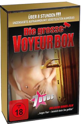 Die grosse Voyeur Box (FSK18)