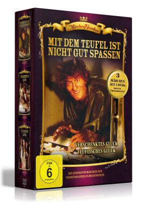 Märchen-Box 4 - 3er Schuber