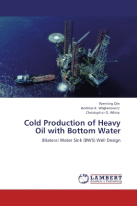 Cold Production of Heavy Oil with Bottom Water