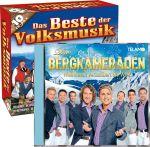 Bergkameraden - Weihnacht verzaubert die Welt + Das Beste der Volksmusik