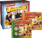 Das Beste von Deutschlands Party Band No.1 + Schlager Aktuell 3 + Schlager Aktuell 4