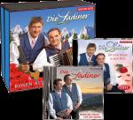 Die Ladiner - Rosen aus Südtirol + Ich male Rosen in dein Herz + Wenn die Eltern von uns gehen