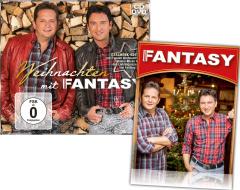 Weihnachten mit Fantasy (exkl. Geschenk-Edition) mit 2 Bonustiteln + Gratis Fanaufkleber