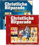 Christliche Hitparade - Schöne Adventszeit + Christliche Hitparade - Weihnachten