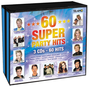 60 Super Party-Hits