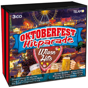 Oktoberfest Hitparade - Wiesn Hits
