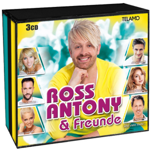 Ross Antony & Freunde - NUR für Alpha, Weltbild, Spotlight