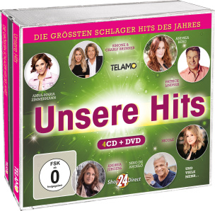 Unsere Hits 2018