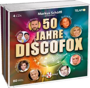 Markus Schöffl präsentiert: 50 Jahre Discofox