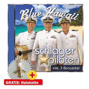 Blue Hawaii + GRATIS Halskette