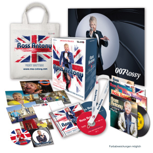 Goldene Pferde Fanbox - Very British Edition