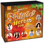 Der deutsche Schlager Herbst 2015
