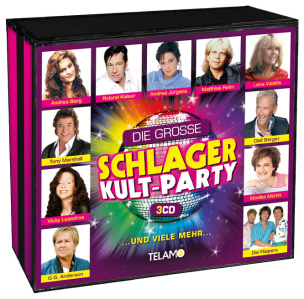 Die grosse Schlager Kult-Party