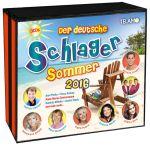 Der deutsche Schlager Sommer 2016