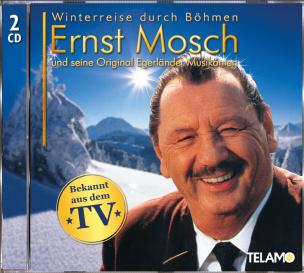 Winterreise durch Böhmen