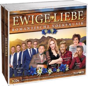 Ewige Liebe - Romantische Volksmusik