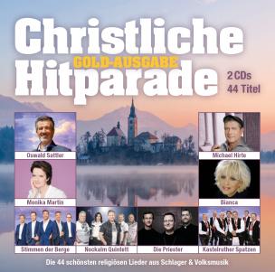 Christliche Hitparade - Gold Ausgabe