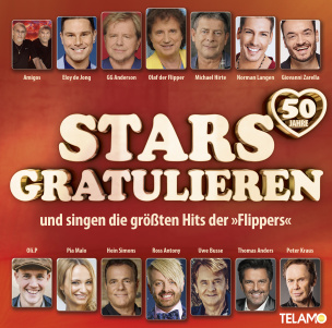 Stars gratulieren & singen die größten Hits der Flippers