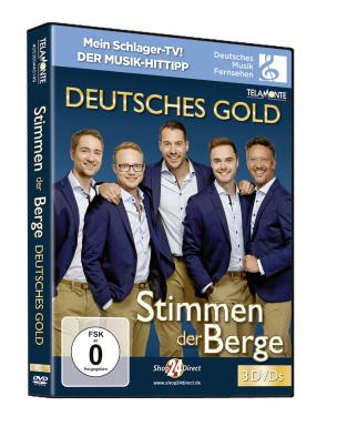 Deutsches Gold DVD-Box