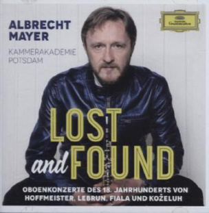 Lost and Found, 1 Audio-CD