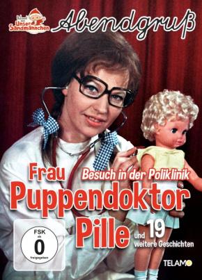 Frau Puppendoktor Pille - Besuch in der Poliklinik